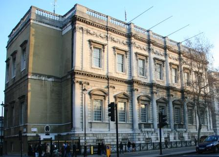 The Banqueting House.