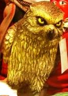 Harry Potter Contact Owl.